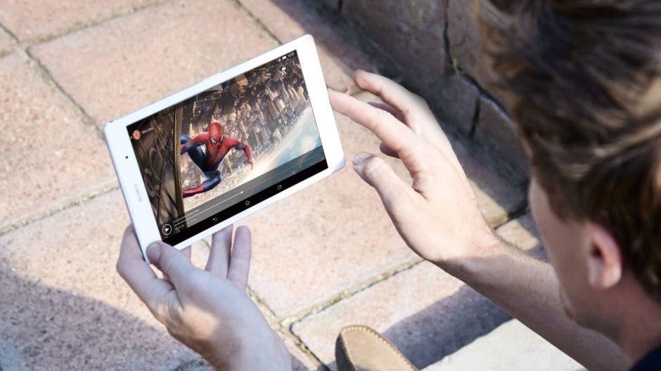 Sony frappe fort avec sa Xperia Z3 Tablet