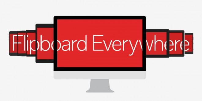 Flipboard arrive sur le Web et c'est réussi !