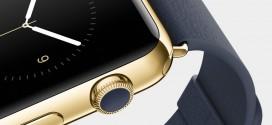 Apple Watch, la très luxueuse mais très chère montre d'Apple !