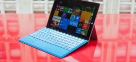 Microsoft dévoile sa Surface 3 !