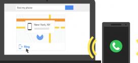 Android : tapez «Find my phone» sur Google pour retrouver votre smartphone