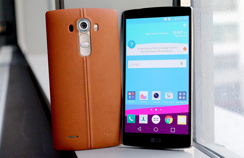 L'écran du LG G4 est incroyable !