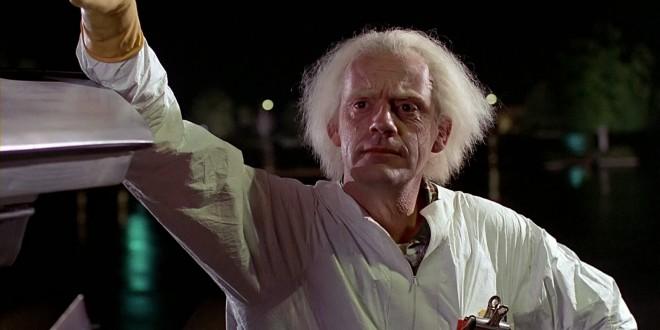 Retour vers le futur : Le Doc Emmett Brown revient en vrai !