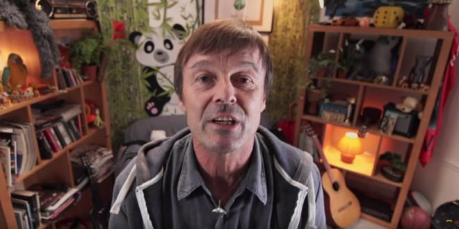 Cop 21: Nicolas Hulot fait le buzz sur YouTube!