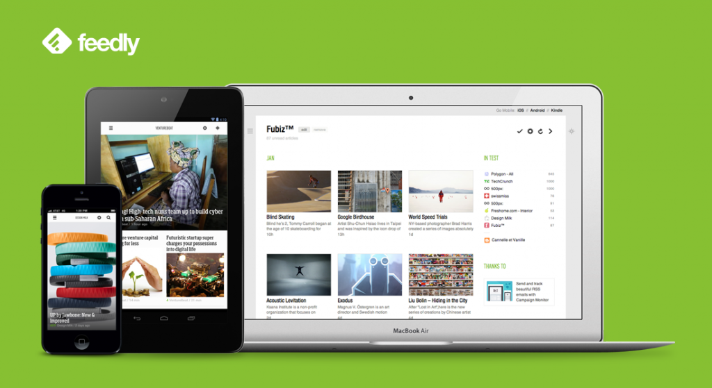 Feedly, pour une veille efficace