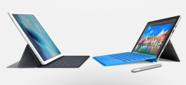 Test iPad Pro ou Surface Pro 4: laquelle choisir?