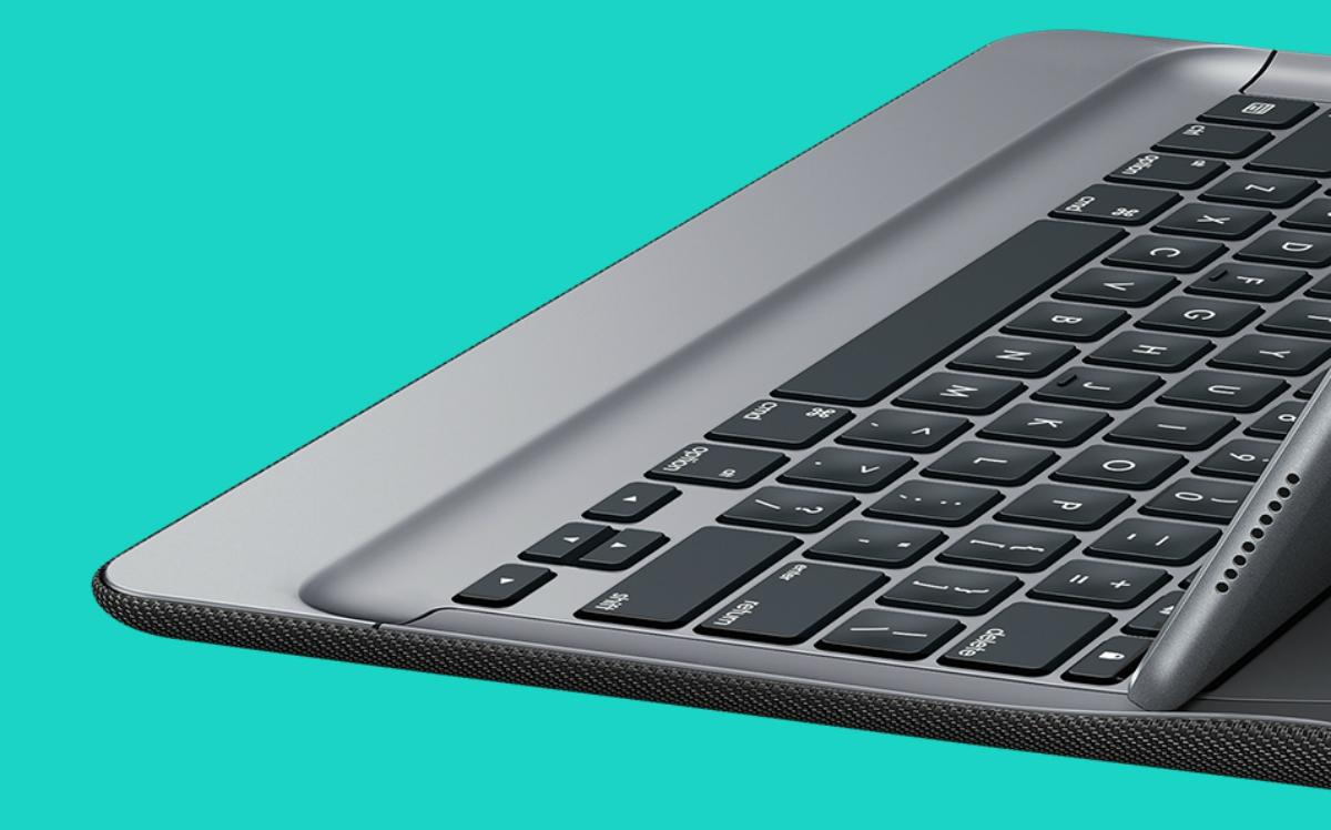 logitech clavier ipad pro pubdecom. Black Bedroom Furniture Sets. Home Design Ideas