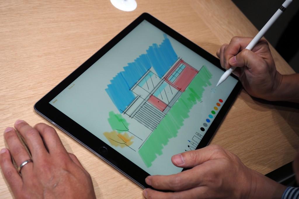 Stylet iPad Pro
