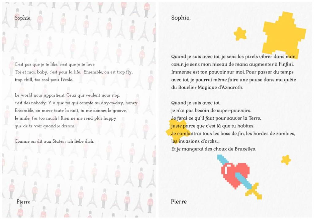 julien d'orcel - love letters