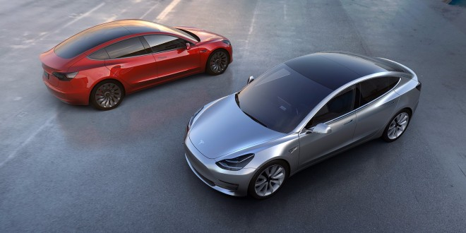 Model 3 : Tesla révolutionne le marché de l'automobile !