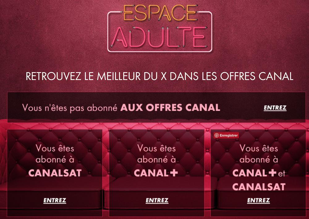 Site-canal-plus-porno