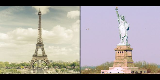 British Airways compare Paris et New York pour sa campagne publicitaire