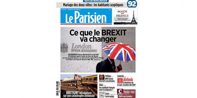 Le Parisien/ Aujourd'hui en France s'offre une nouvelle formule