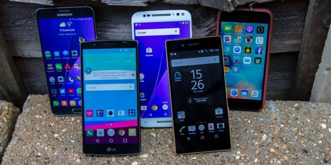 Quels sont les 10 meilleurs smartphones de l'année 2017?
