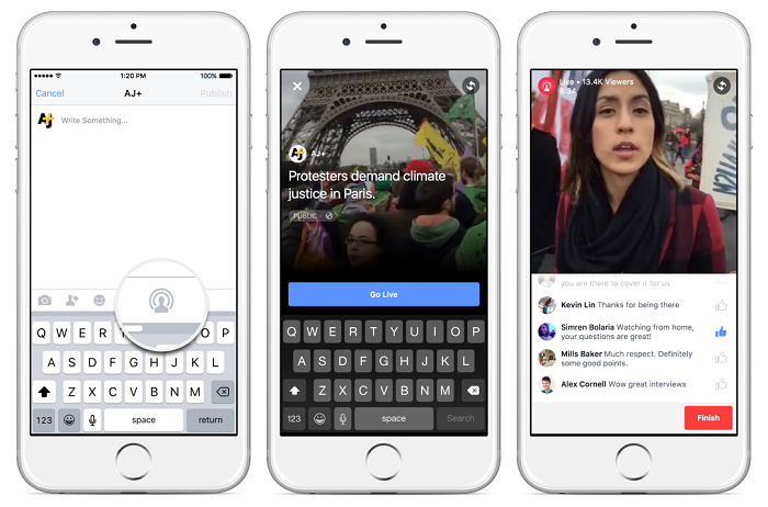 Facebook-Live-iPhone