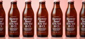 Shower Beer: la bière conçue pour la douche!
