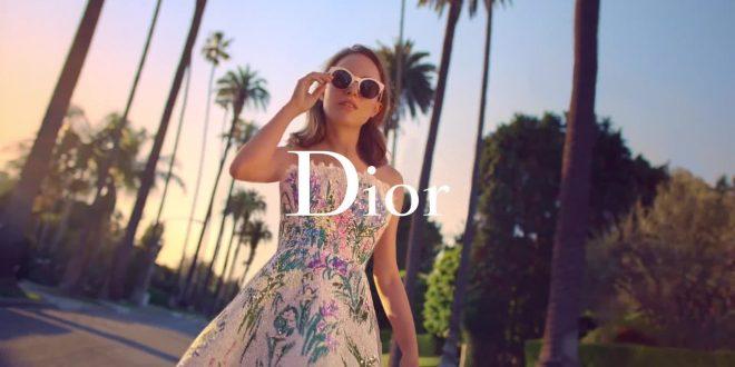 Pub: Miss Dior sublime Natalie Portman sur le ton de l'amour
