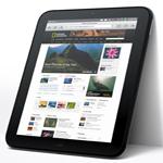 Le TouchPad, bradé pour l'occasion, s'est vendu comme des petits pains !