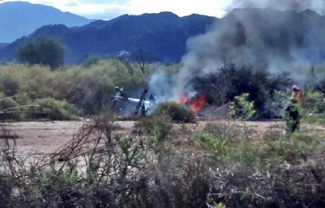 TF1 : 10 morts sur le tournage de Dropped dans un accident d'hélicoptère en Argentine
