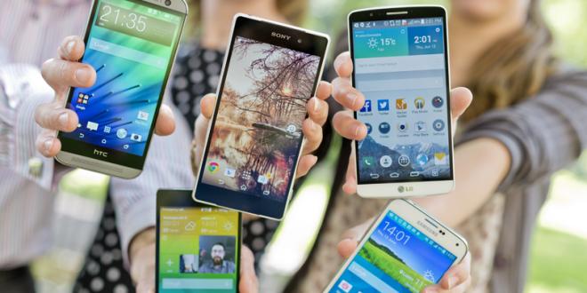 Top 10 des meilleurs smartphones du second semestre 2015