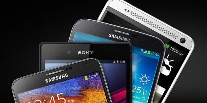 Le comparatif des 10 meilleurs smartphones de l'année 2016!