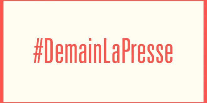 #DemainLaPresse : Les Attentes des Français pour la Presse de demain!